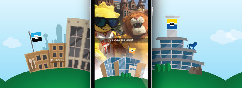Campus Snapchat Geofilters